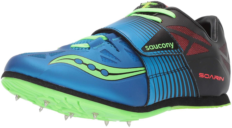 SauconyS29037-2 - Soaring J2 Hombre Blau (Blau Slime)