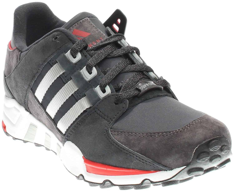 best cheap e78e4 b6b86 Amazon.com  adidas Mens EQT Equipment Running Support Boston Marathon Dark  GreyGranite-Clonix Leather Size 11  Running