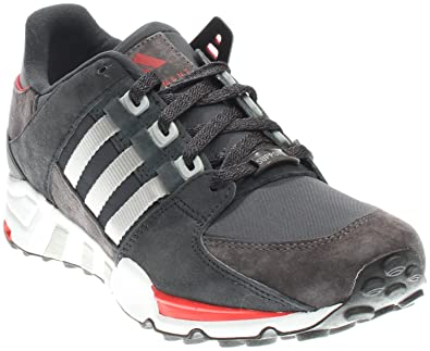 sports shoes 162b8 a7277 adidas Mens EQT Equipment Running Support Boston Marathon Dark  Grey Granite-Clonix Leather Size