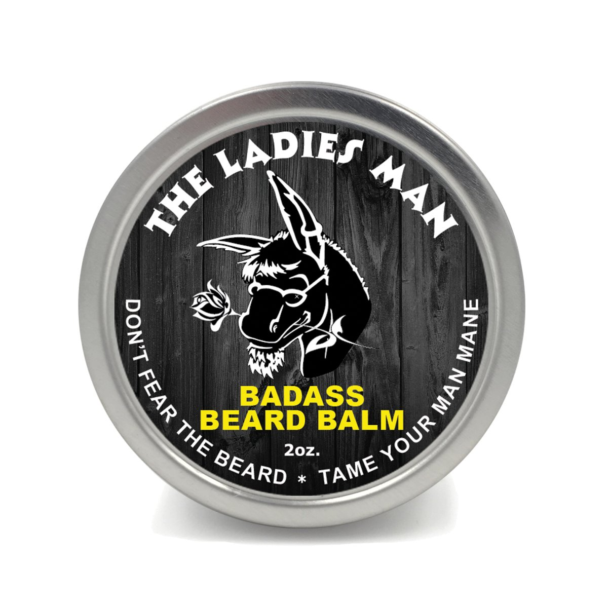 Badass Beard Care Beard Balm best beard balms on amazon