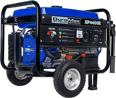 DuroMax: Generador
