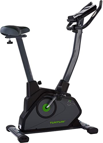 Tunturi Cardio Fit Upright Exercise Bike With Heart Rate Monitor