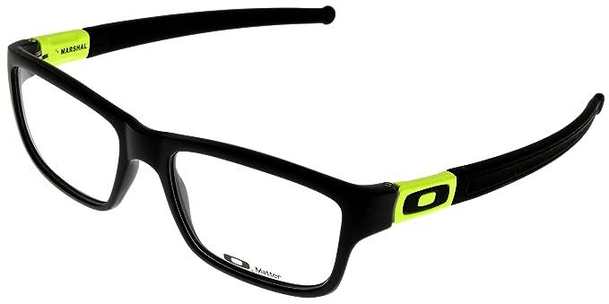 9055c7a68b Oakley Montura de Gafas MARSHAL (OX8034-0553) negro 53MM: Amazon.es: Ropa y  accesorios