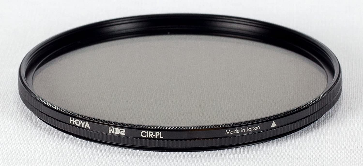 Hoya 46mm HD2 Circular Polarizer 8-layer Multi-Coated Glass Filter