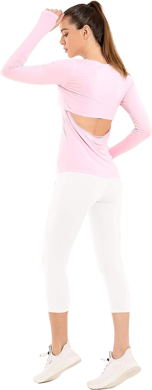 BUBBLELIME 3 Styles 22//25//26//27//28 Basic//5.5 Super High Waist Yoga Pants Running Workout Leggings Tummy Control