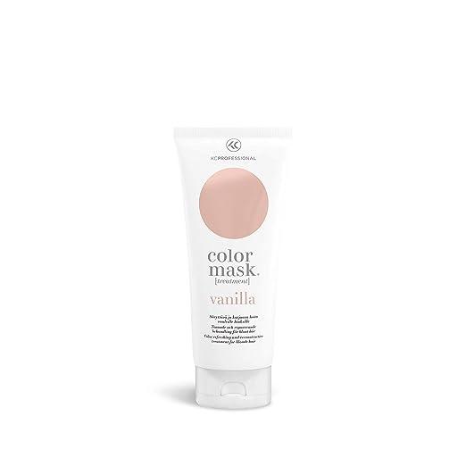 Color Mask Vanilla Reconstructive Treatment Toning Conditioner