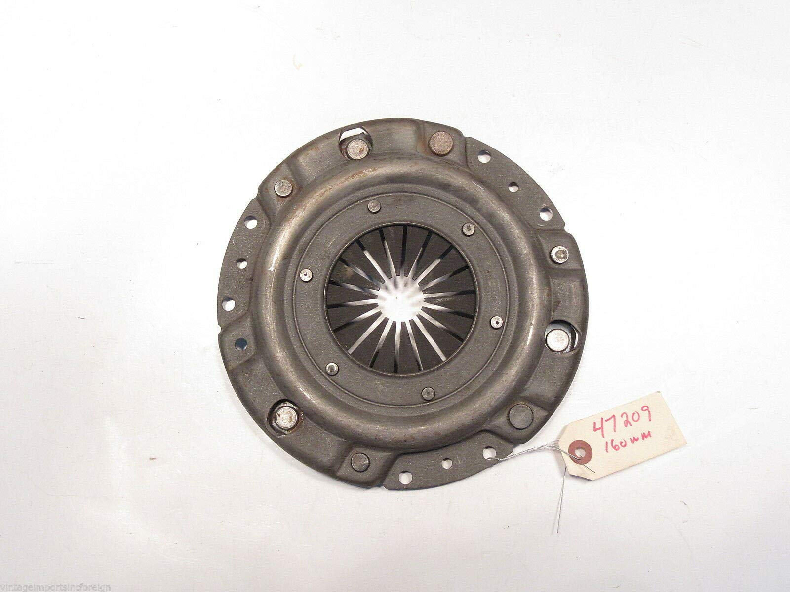 EPC Renault R10 New Verto Brand 160mm Clutch Cover/Pressure Plate 47209