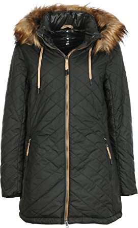 Luhta Vêtements manteau FR W black EU 34 36 Helka et w8rxvqw