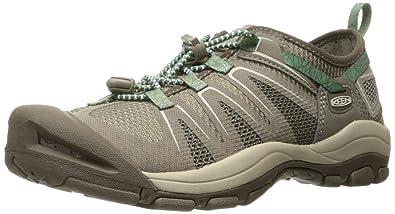 44f72a296fb2 Keen Women s McKenzie II Hiking Shoe Canteen Malachite 10 M US ...