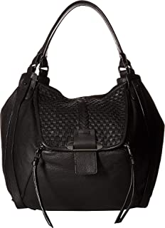 89ff892a0e Amazon.com  KOOBA Large Black Stratford Hobo Handbag GK1354  Shoes