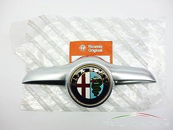 Original Alfa Romeo GT Blackline Emblem Mate enfriador Barbacoa Scudetto - 156073274: Amazon.es: Coche y moto