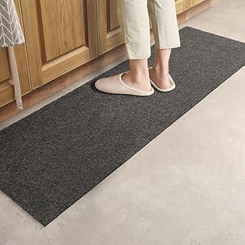 Teppich Staub und wasser absorption mat Badezimmer tür matte-A ...