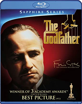 Image result for the godfather blu-ray