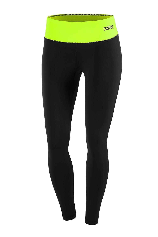 GoVia leggins para damas pantalones deportivos largos para Training ... efabe337ec6a