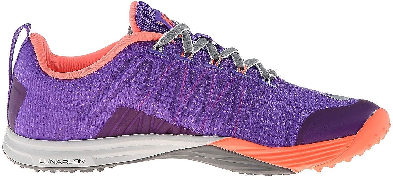 super popular afdb7 f8ec2 Amazon.com   Nike Women s Lunar Cross Element Running Shoe (11 B(M) US,  Purple)   Road Running