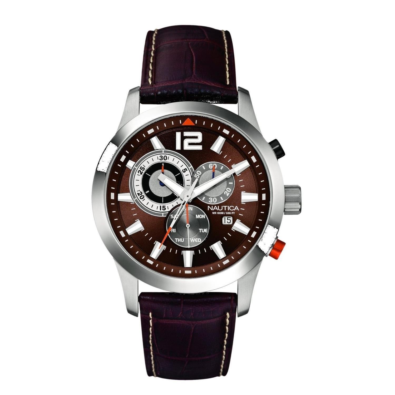 Nautica A15548G Mens NCS 600 Chronograph Watch by Nautica