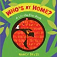Who's at Home?: A Lift-the-Flap Book
