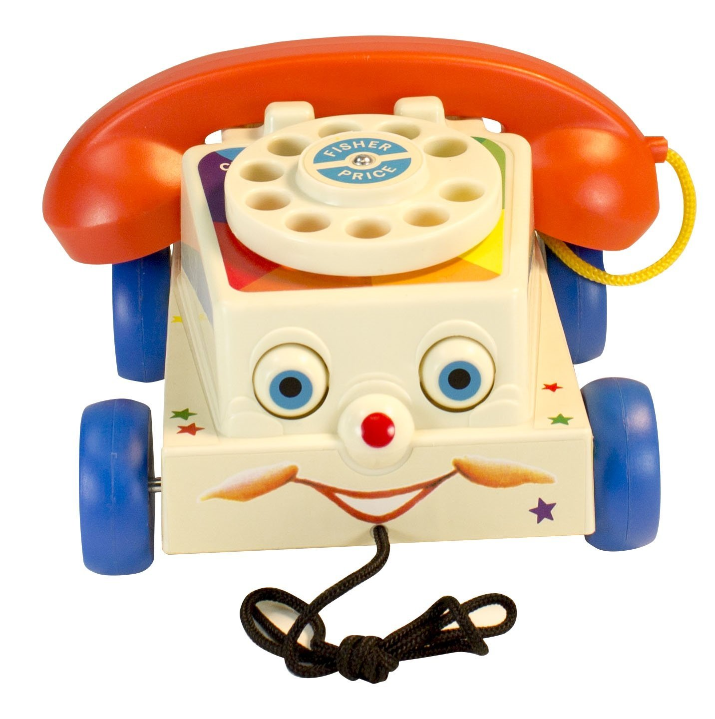 Amazon Fisher Price Classics Retro Chatter Phone Toys & Games
