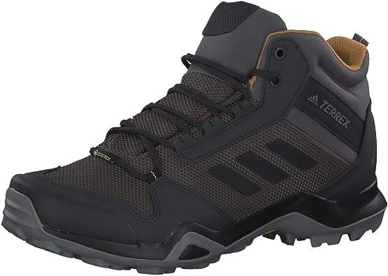 adidas Terrex Ax3 Mid GTX, Zapatillas de Deporte para Hombre: Amazon.es: Zapatos y complementos