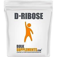 BulkSupplements.com D-Ribose (500 Grams - 1.1 lbs - 100 Servings)