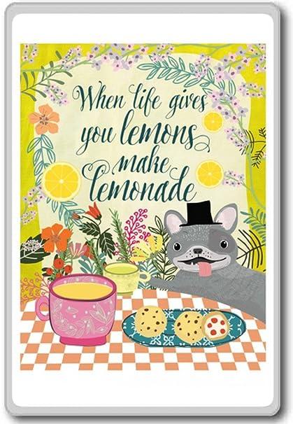 Amazoncom When Life Gives You Lemons You Make Lemonade