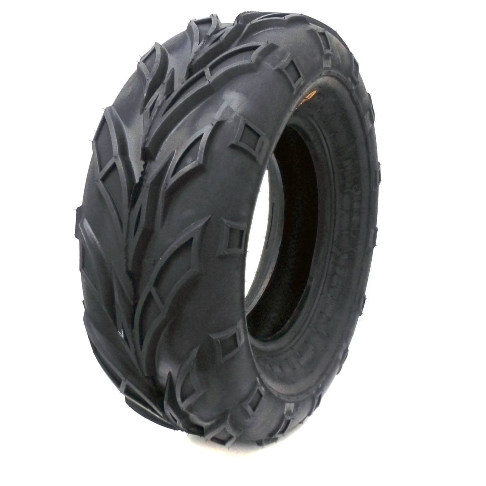 SET OF TWO: ATV Tubeless Tire 21x7-10 (175/80-10) Front or Rear All Terrain ATV UTV Go Kart - P133 by MMG (Image #2)