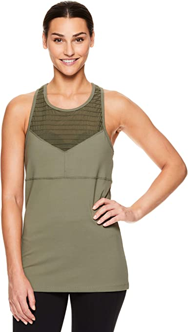 Women Yoga Tops Fitness Tank Vest X-shaped T-Shirts Strappy Workout Exercise
