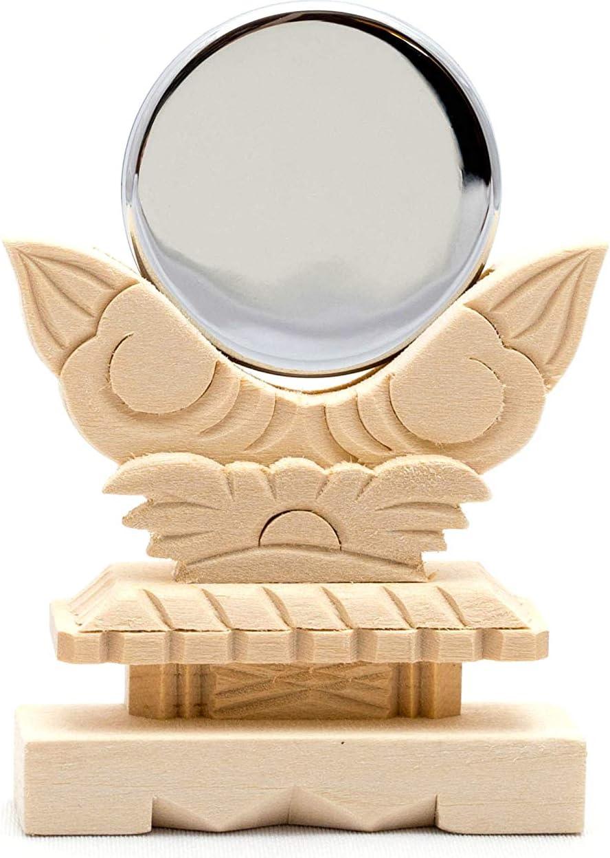 WDG [Ritual Articles for Home Shrine] (Divine Mirror -Small: 3.5inch)