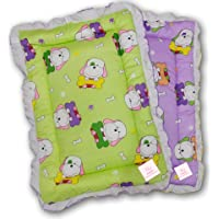 Fareto New Born Baby Bed Pack of 2(0-6 Months)