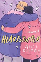 Heartstopper: Volume 4: A Graphic Novel Paperback