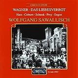 Wagner: Das Liebesverbot (Gesamtaufnahme)