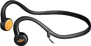 Aftershokz AS400 Sportz 3 Open Ear Stereo Headphones, Black