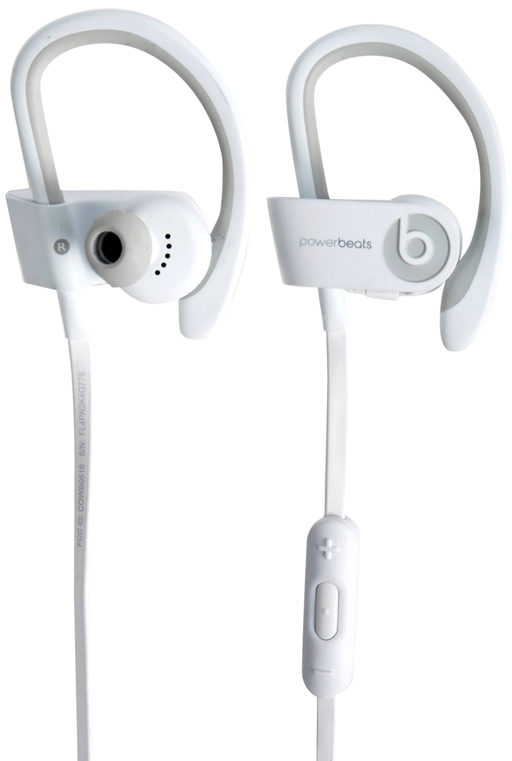 Powerbeats 2 Wireless In-Ear Headphone - White by Beats