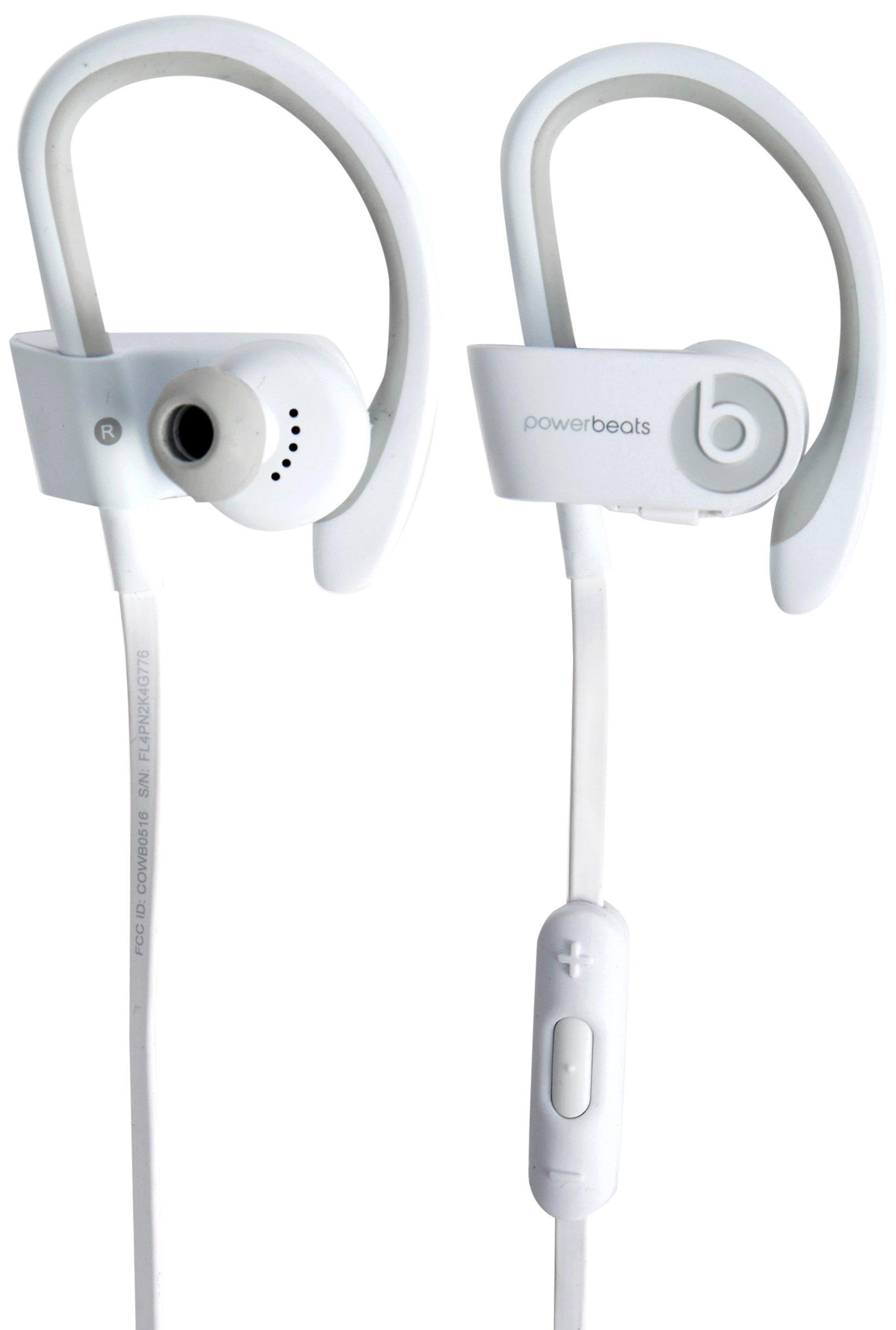 Powerbeats 2 Wireless In-Ear Headphone - White