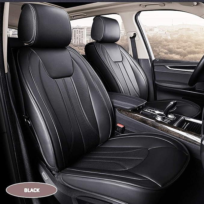 DUCATO Crew CAB Heavy Duty Durable Black Waterproof Van Seat Covers Attractive Design 2+1