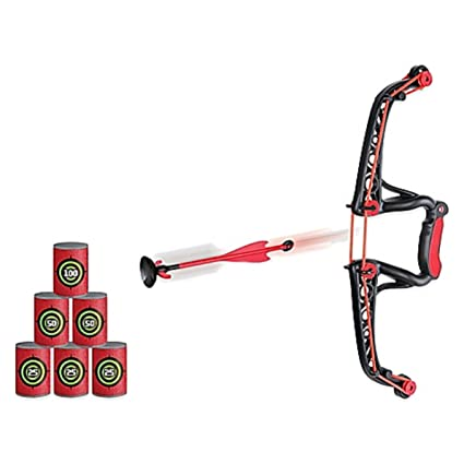 Exceptionnel The Black Series Indoor/Outdoor Archery Set With Seven Piece Target Pack    Fun Archery