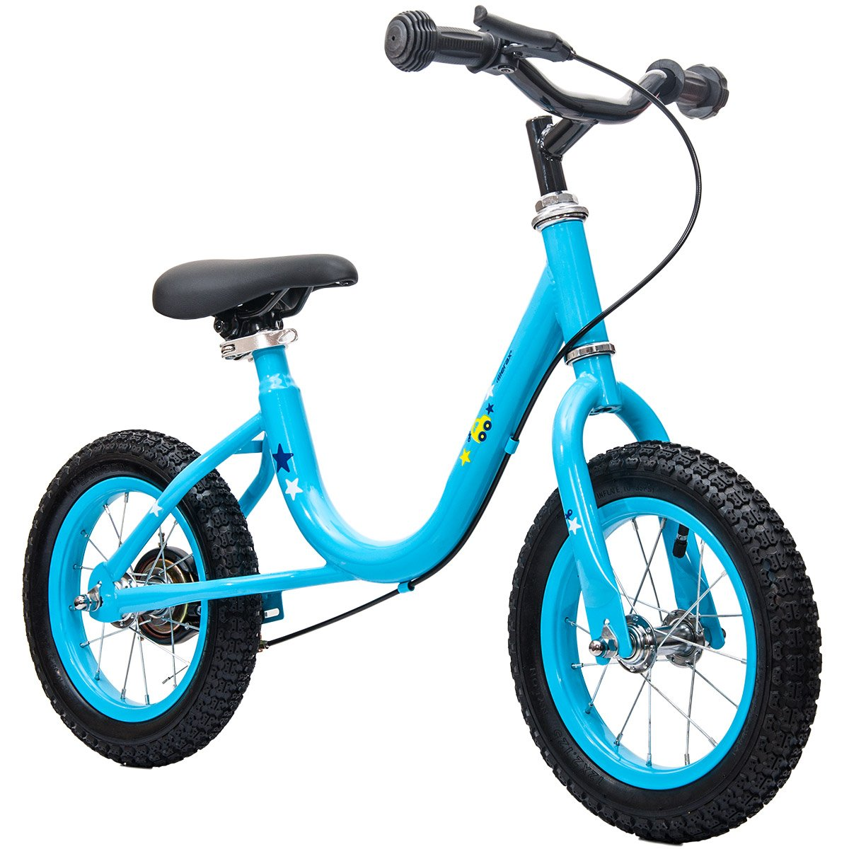 Merax Fun Series Kids' Balance Bike (Blue)