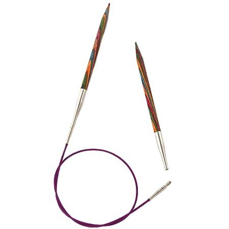 Soga aguja bambú aguja juego 20 cm de largo 3,00 mm de grosor