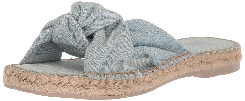 Dolce Vita Women's Benicia Slide Sandal B077QN3R7X 6 B(M) US|Light Blue Denim