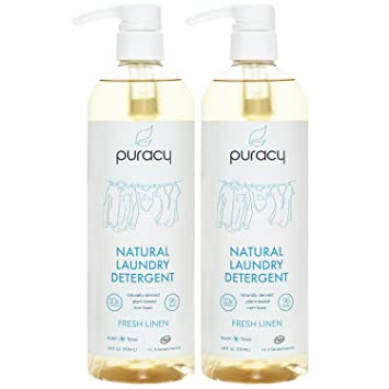 Amazon puracy natural liquid laundry detergent 192 loads puracy natural liquid laundry detergent 192 loads sulfate free hypoallergenic clothing solutioingenieria Image collections