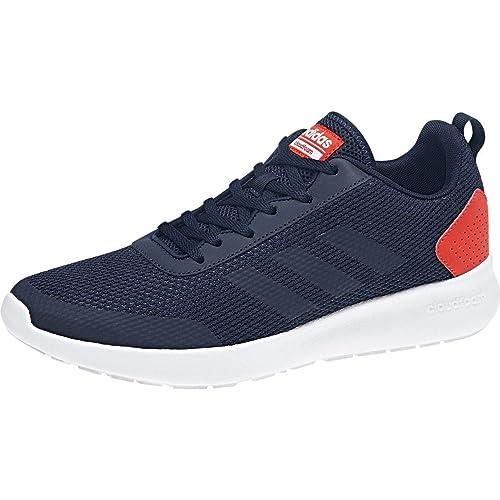 best cheap f2bfc 053a6 adidas Cloudfoam Element Race, Zapatillas de Running para Hombre, Azul  ConavyFtwwht 000, 43 13 EU Amazon.es Zapatos y complementos