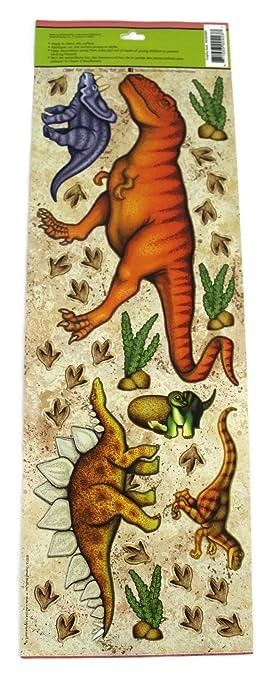 Main Street Wall Creations Jumbo Stickers   Dinosaurs   Wall Decor Stickers    Amazon.com