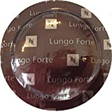 Nespresso Capsules Pro Pads–50x Lungo Forte–Original–Systèmes pour Nespresso Pro