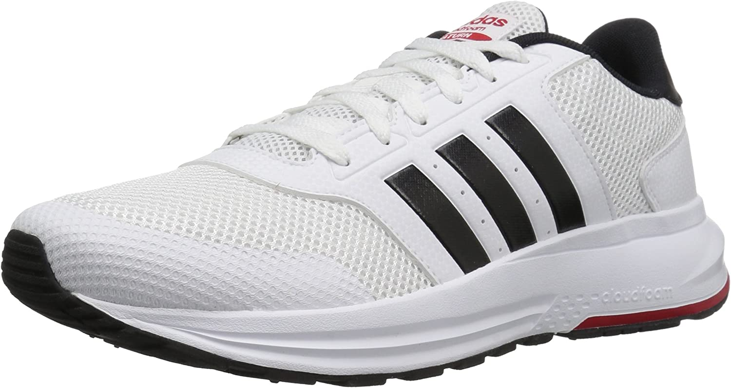 adidas NEO Men s Cloudfoam Saturn Running Shoe