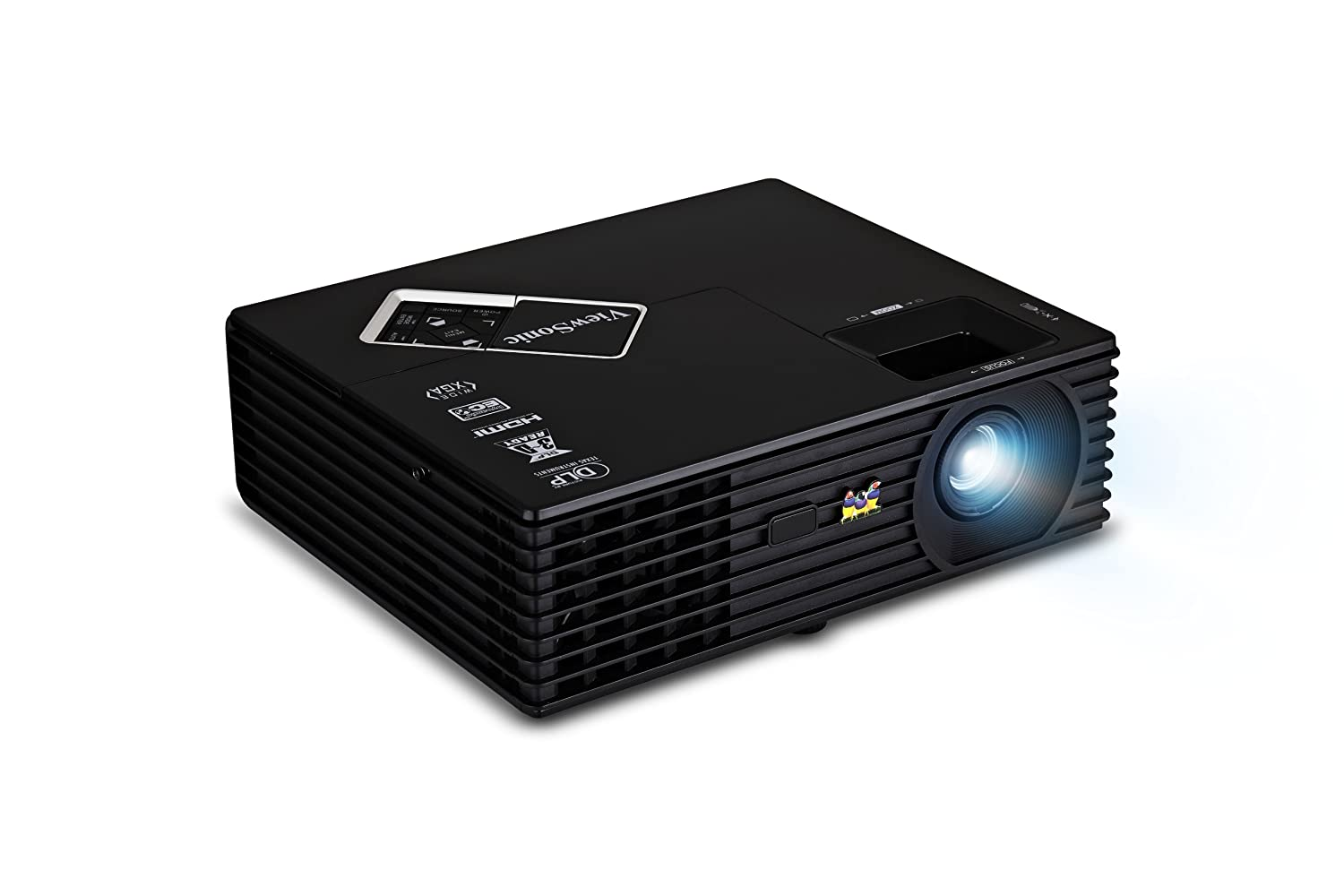 ViewSonic PJD5533W WXGA 3D DLP Home Theater Projector