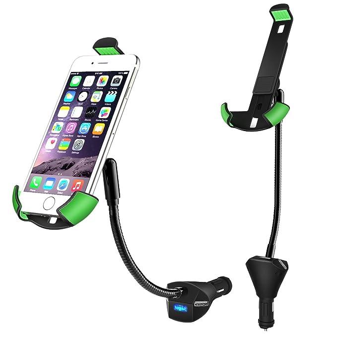 omygo Universal de coche soporte para teléfono móvil con ...