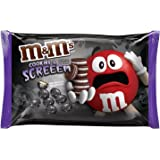 "M&M ""COOKIES & SCREEEM"" Cookies and Cream Flavored M&M's Halloween Candy 8oz Bag"