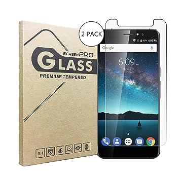 ulefone s8 pro pellicola  2-Pack)Ulefone S8 pro Pellicola Protettiva Vetro Temperato Spessore ...