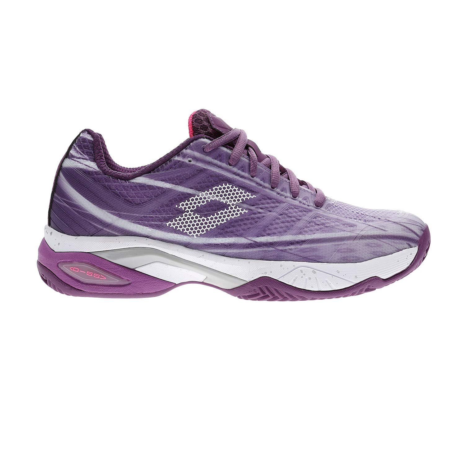 Zapatillas Lotto Mirage 300 Cly W Tenis-Padel nº40: Amazon.es ...