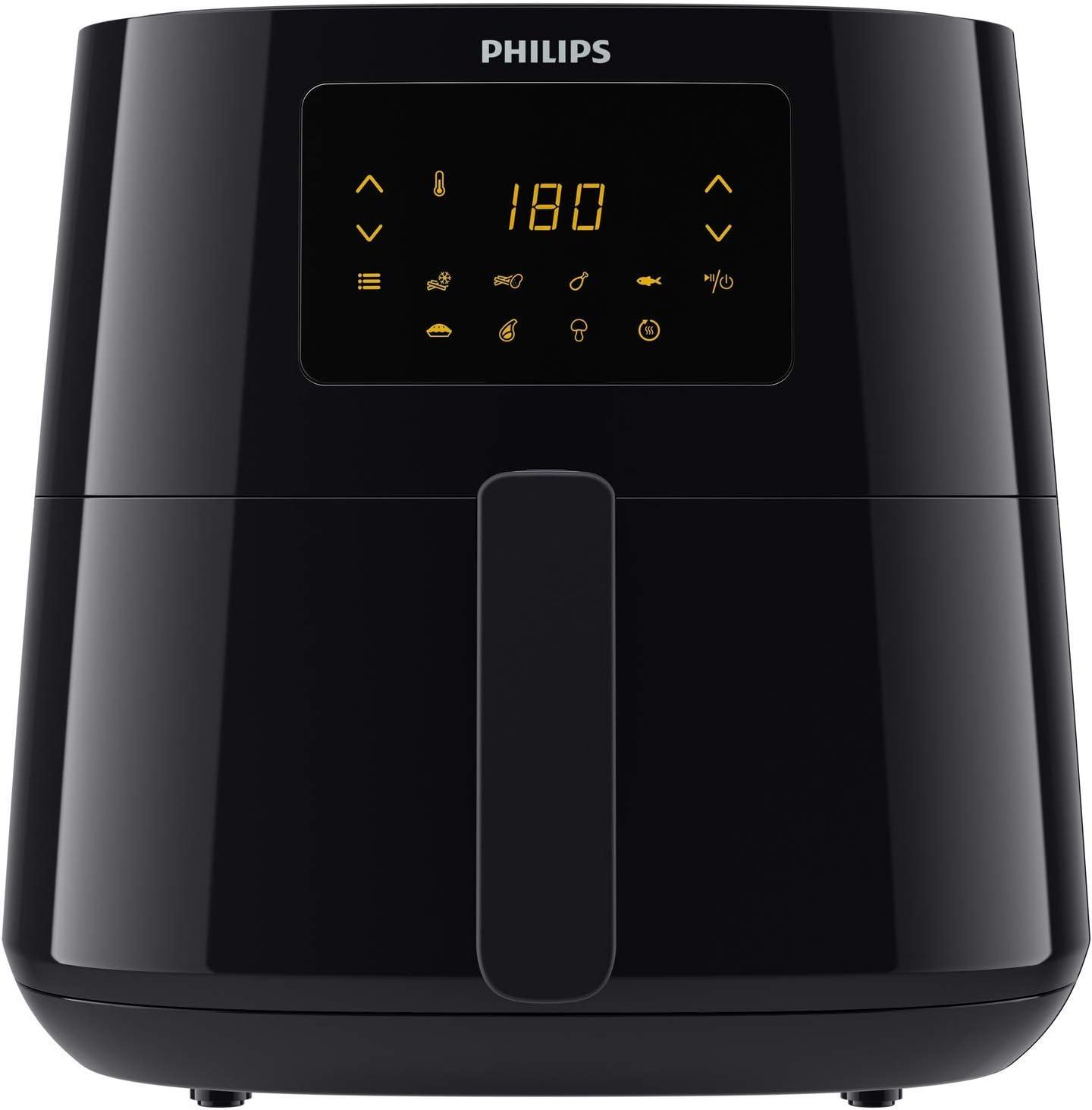 Freidora sin aceite Philips AirFryer XL Essential HD9270/90 - Saludable, sabroso y ahora, conectado